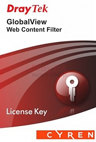 Web Content Filter Cyren Licencja CT-CF